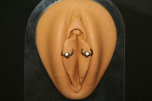 Schamlippe der inneren Innere Schamlippe