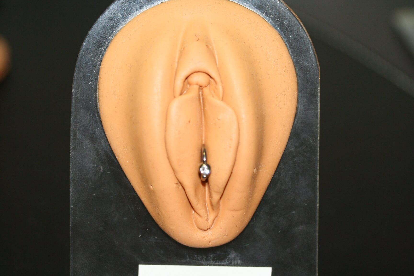 genitalpiercings frau